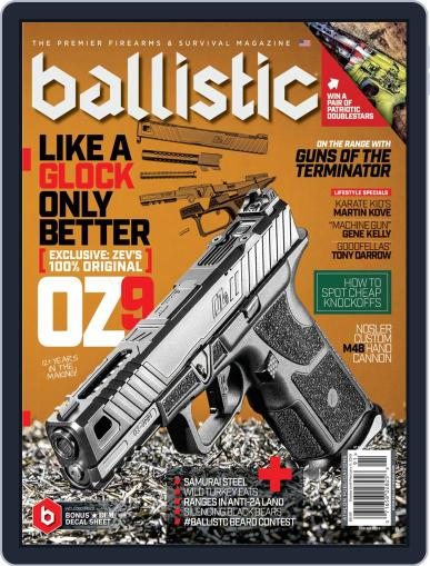 Ballistic December 10th, 2018 Digital Back Issue Cover