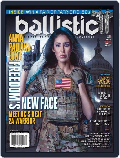 Ballistic February 1st, 2020 Digital Back Issue Cover