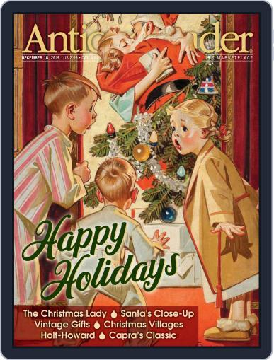Antique Trader December 18th, 2019 Digital Back Issue Cover