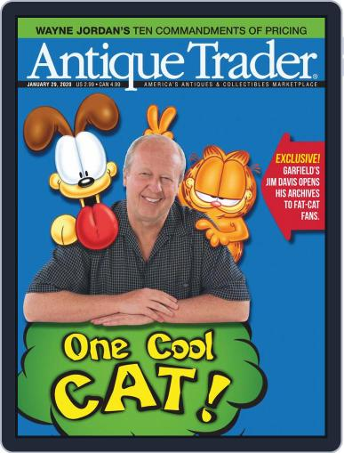 Antique Trader January 29th, 2020 Digital Back Issue Cover