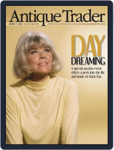 Antique Trader March 11th, 2020 Digital Back Issue Cover