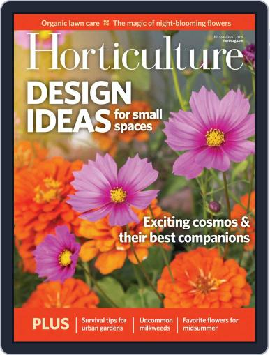 Horticulture July 1st, 2019 Digital Back Issue Cover