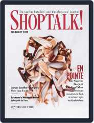 Shop Talk! (Digital) Subscription February 1st, 2019 Issue
