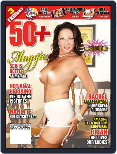 50+ with videos October 19th, 2010 Digital Back Issue Cover