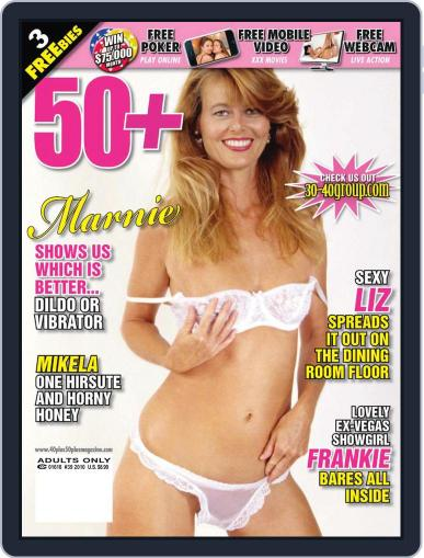 50+ with videos November 16th, 2010 Digital Back Issue Cover