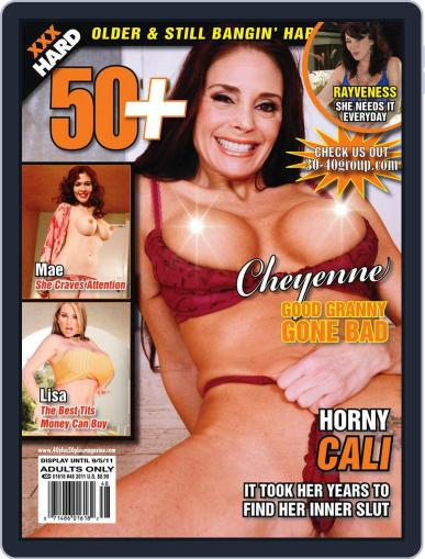 50+ with videos July 26th, 2011 Digital Back Issue Cover