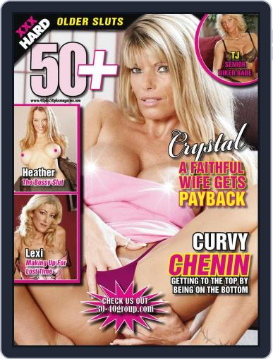 50+ with videos August 23rd, 2011 Digital Back Issue Cover