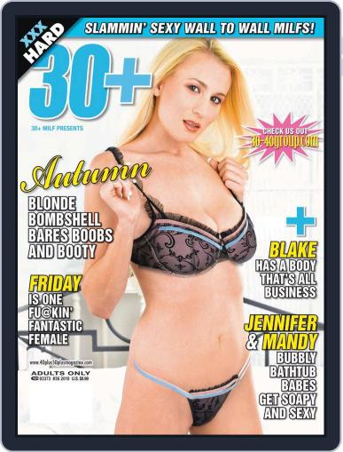 30+ MILF Presents with videos October 26th, 2010 Digital Back Issue Cover