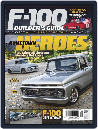 F100 Builders Guide December 1st, 2019 Digital Back Issue Cover