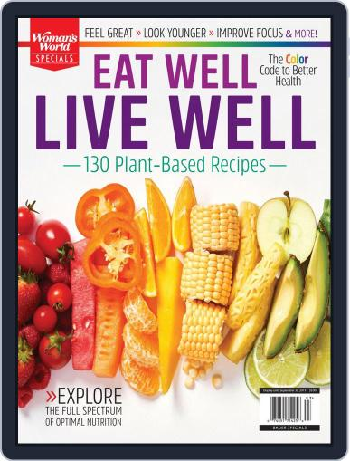 Eat Well/Live Well January 15th, 2020 Digital Back Issue Cover