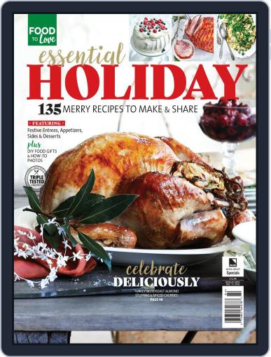 Essential Holiday January 15th, 2020 Digital Back Issue Cover