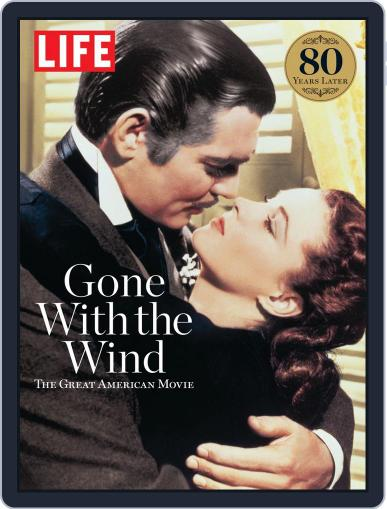 LIFE Gone With The Wind January 16th, 2020 Digital Back Issue Cover