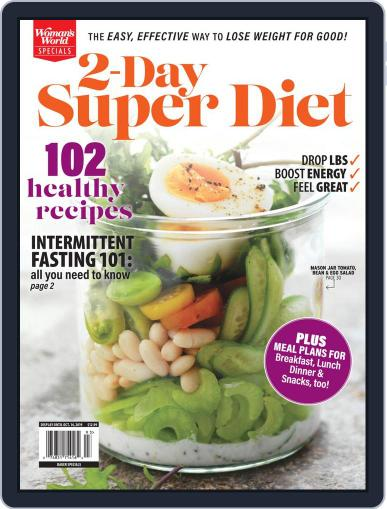 2-Day Super Diet January 15th, 2020 Digital Back Issue Cover