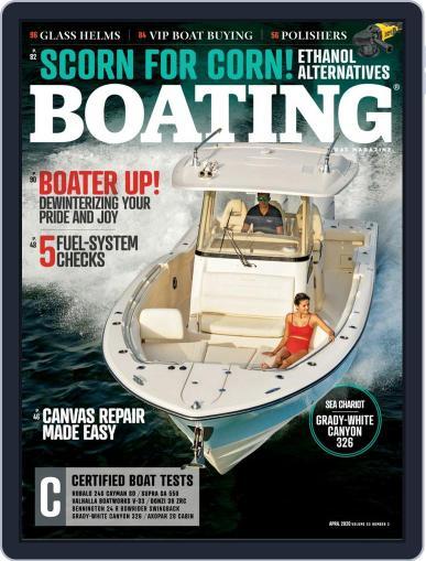 Boating April 1st, 2020 Digital Back Issue Cover
