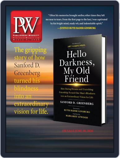 Publishers Weekly March 9th, 2020 Digital Back Issue Cover