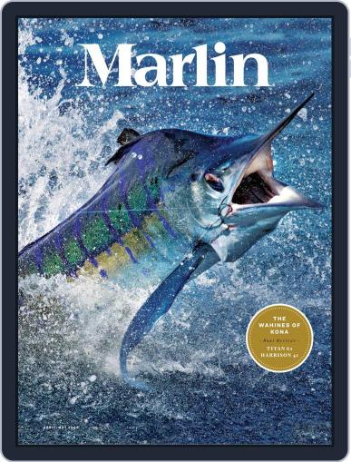 Marlin April 1st, 2020 Digital Back Issue Cover