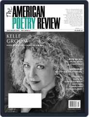 The American Poetry Review (Digital) Subscription July 1st, 2019 Issue