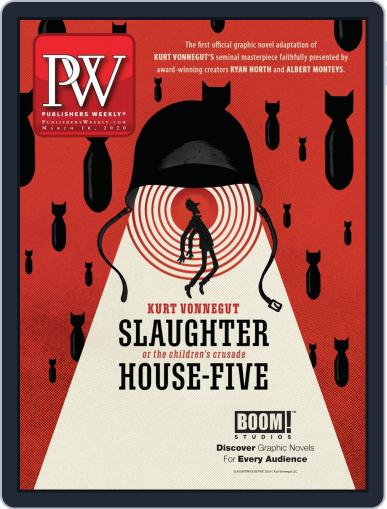 Publishers Weekly March 16th, 2020 Digital Back Issue Cover