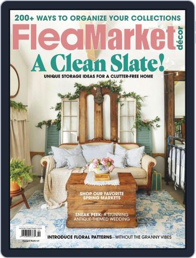Flea Market Decor April 1st, 2020 Digital Back Issue Cover