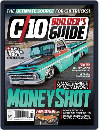 C10 Builder GUide March 10th, 2020 Digital Back Issue Cover