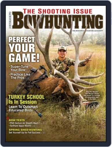 Petersen's Bowhunting April 1st, 2020 Digital Back Issue Cover