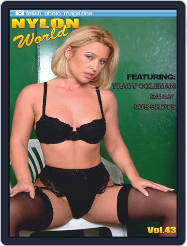 Nylons World Adult Fetish Photo March 24th, 2020 Digital Back Issue Cover