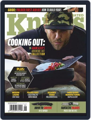 Knives Illustrated May 1st, 2020 Digital Back Issue Cover
