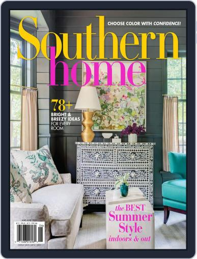 Southern Home May 1st, 2020 Digital Back Issue Cover