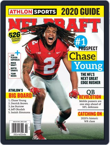 Athlon Sports February 18th, 2020 Digital Back Issue Cover