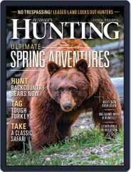 Petersen's Hunting (Digital) Subscription April 1st, 2020 Issue