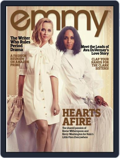 Emmy March 1st, 2020 Digital Back Issue Cover