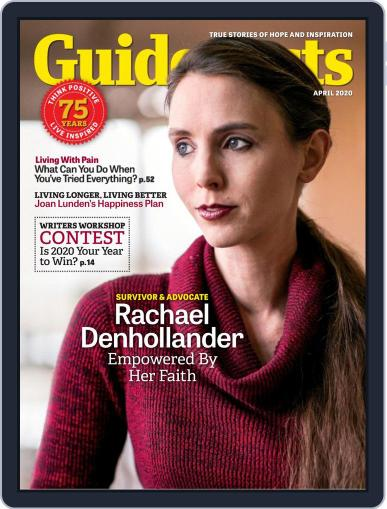 Guideposts April 1st, 2020 Digital Back Issue Cover