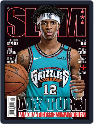 Slam May 1st, 2020 Digital Back Issue Cover