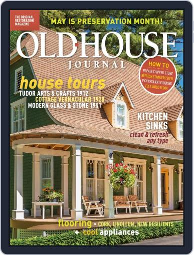 Old House Journal May 1st, 2020 Digital Back Issue Cover