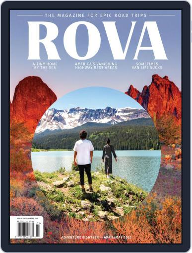 ROVA April 1st, 2020 Digital Back Issue Cover