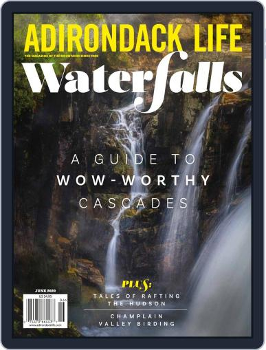 Adirondack Life May 1st, 2020 Digital Back Issue Cover