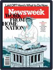 Newsweek (Digital) Subscription April 10th, 2020 Issue