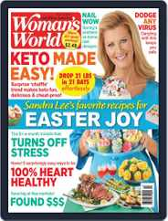 Woman's World (Digital) Subscription April 13th, 2020 Issue