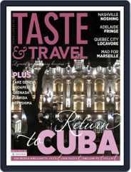 Taste and Travel International (Digital) Subscription April 1st, 2020 Issue