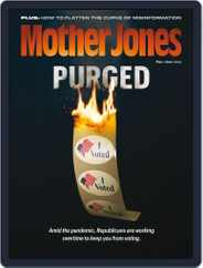 Mother Jones (Digital) Subscription May 1st, 2020 Issue