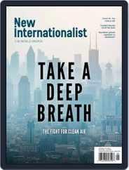 New Internationalist (Digital) Subscription May 1st, 2020 Issue