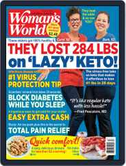 Woman's World (Digital) Subscription April 27th, 2020 Issue