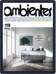 Revista Ambientes (Digital) Subscription October 1st, 2017 Issue