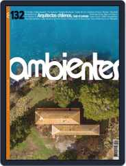 Revista Ambientes (Digital) Subscription December 6th, 2019 Issue