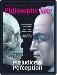 Philosophy Now (Digital) Subscription December 1st, 2017 Issue