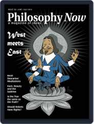 Philosophy Now (Digital) Subscription June 1st, 2019 Issue