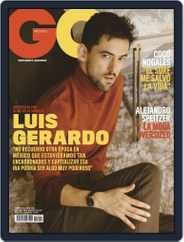 GQ Mexico (Digital) Subscription October 1st, 2019 Issue
