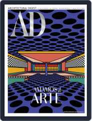 Architectural Digest Mexico (Digital) Subscription February 1st, 2020 Issue
