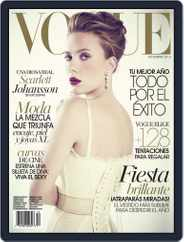 Vogue Latin America (Digital) Subscription December 1st, 2013 Issue