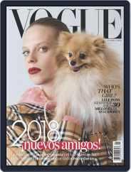 Vogue Latin America (Digital) Subscription January 1st, 2018 Issue